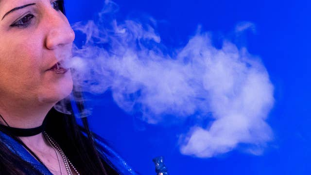 Dr. Marc Siegel responds to FDA banning most flavored e-cigarettes