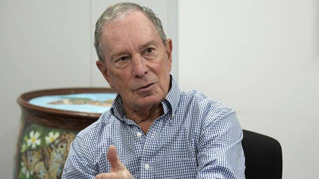 Bloomberg spending $15M to $20M on get-out-the-vote efforts: Gasparino