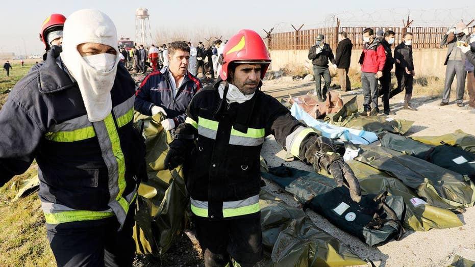 Pentagon: Iran accidentally shot down Ukrainian 737