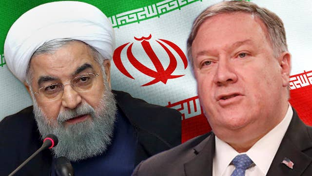 Iran needs to realize now is different from Obama years: Retired Lt. Gen. William Boykin