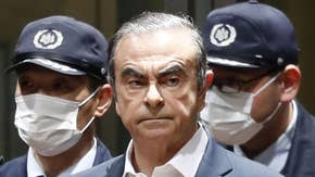 Ex-Nissan Chairman Carlos Ghosn names plotters who conspired to prosecute him