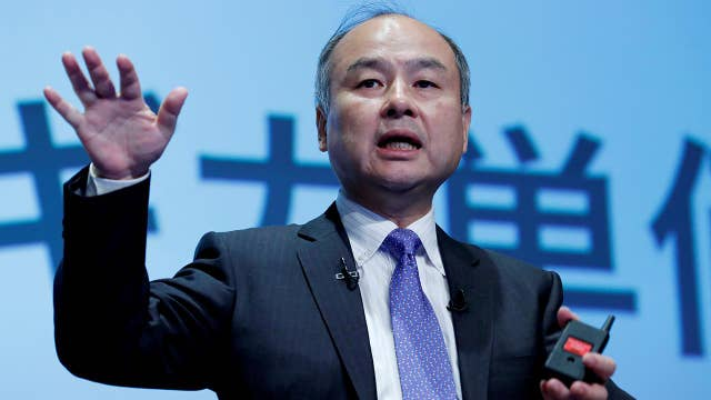 SoftBank's Vision Fund CEO maintaining alliance with Masayoshi Son: Sources