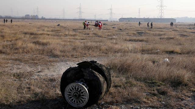 Boeing 737 crash in Tehran questionable
