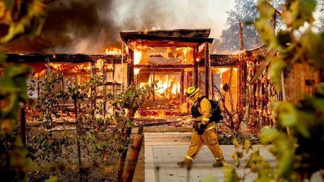 California real-estate markets feeling the burn as fires raise home insurance costs