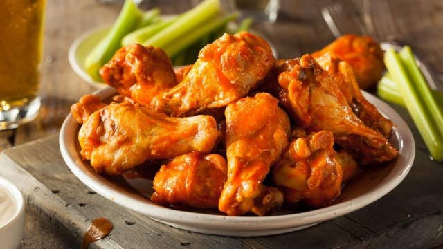 Americans will eat $1.4B chicken wings on NFL championship weekend