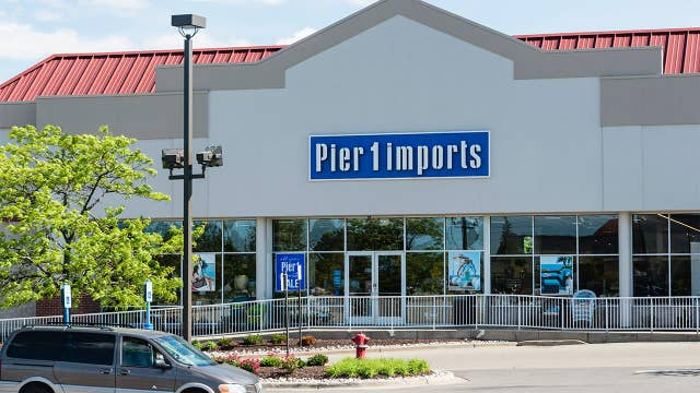 Pier 1 Imports preparing to file for bankruptcy: Report