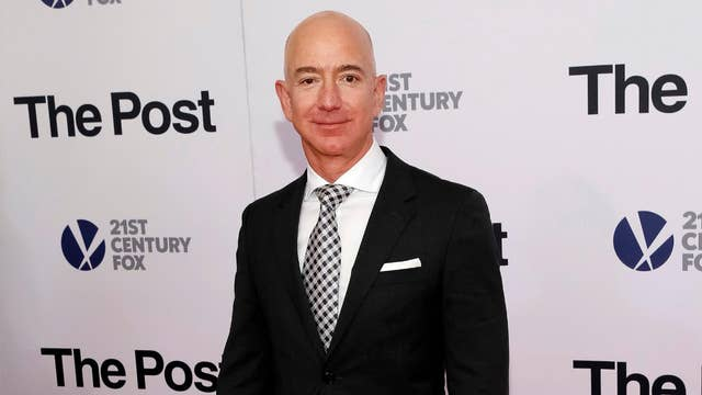 UN: Jeff Bezos' phone may have been hacked by Israeli spyware
