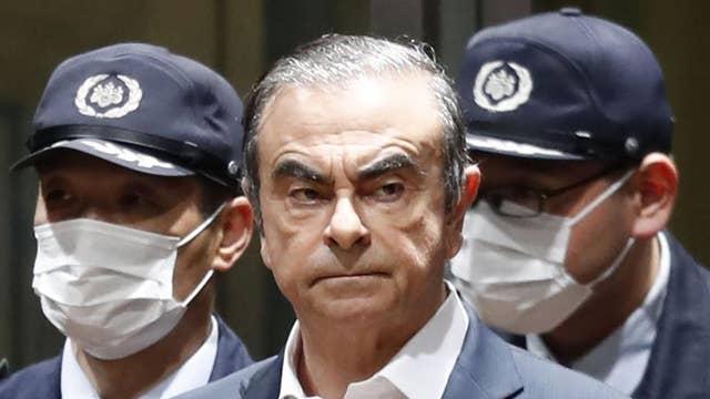 New details emerge after Carlos Ghosn flees Japan