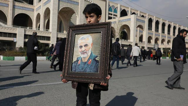Iran national security to 'evaluate' a response to Soleimani's death