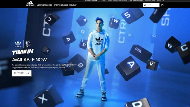 Top video game streamer gets Adidas sneaker collaboration as esports gain influence