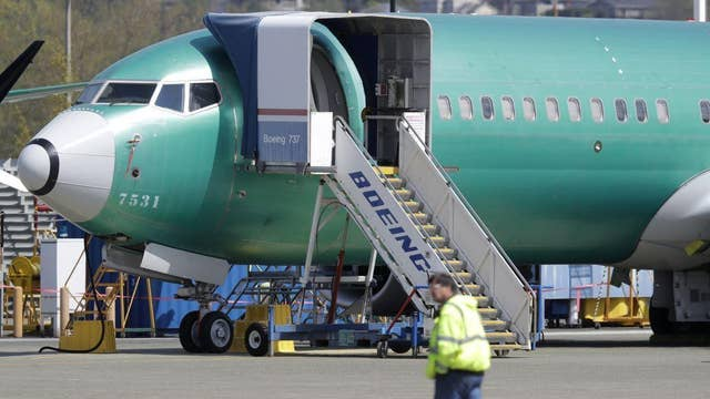 Boeing discovers software issue during 737 MAX review