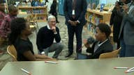 Apple CEO Tim Cook: Every child should be educated on coding