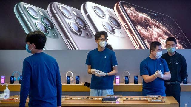 Apple: Coronavirus impact will temporarily constrain iPhone supply
