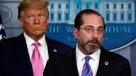 Trump's travel restrictions saved America time: Alex Azar