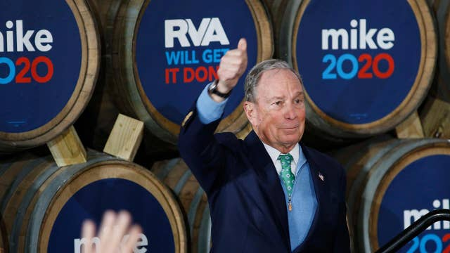 Will Bloomberg's controversial comments actually impact his campaign?