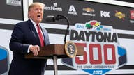 NASCAR fans praise Trump for being a part of Daytona 500