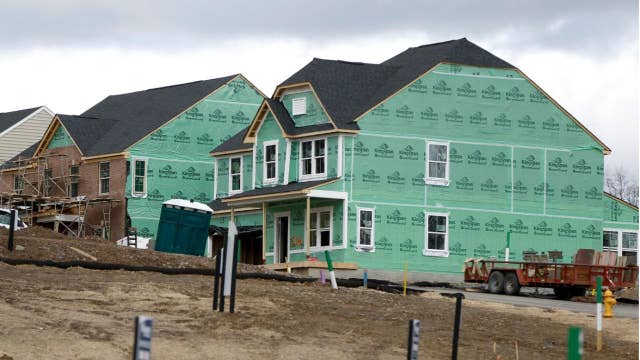 We need to build 1 million homes each year: NAHB president