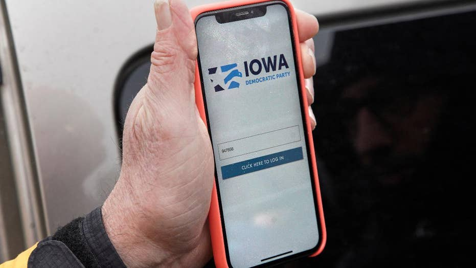 Iowa caucus app developer apologizes for results delay