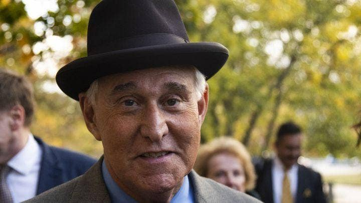 Roger Stone's fate is 'entirely' in judge's hands: Judge Andrew Napolitano