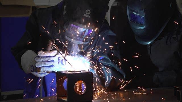 Demand grows for welding jobs in US