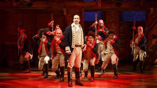 Disney bringing 'Hamilton' to the big screen