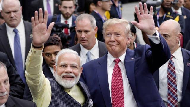 Trump's India trip has significant strategic implications: Gen. Jack Keane