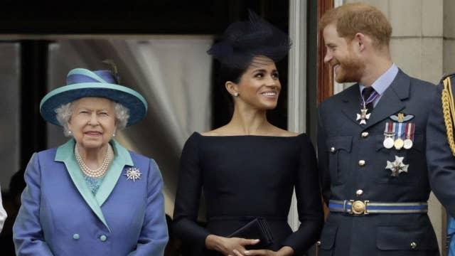 Prince Harry, Meghan Markle forced to restart branding effort