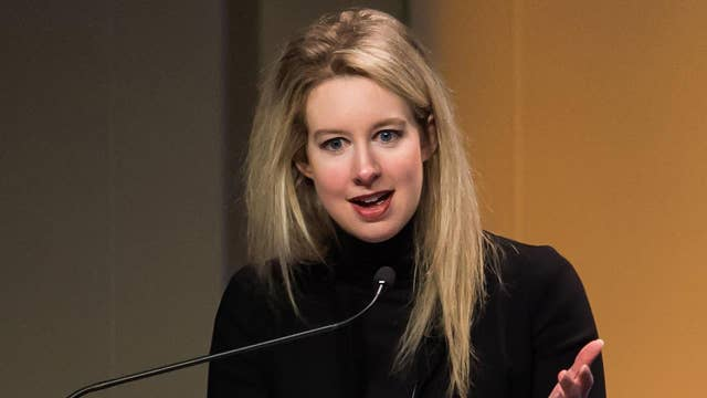 Theranos founder Elizabeth Holmes arrives at San Jose court