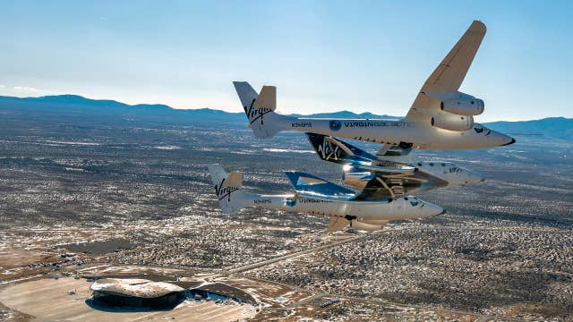 Virgin Galactic CEO: We aspire to open space to many more people