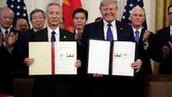 Will coronavirus severely impact 'phase 1' US-China trade deal?