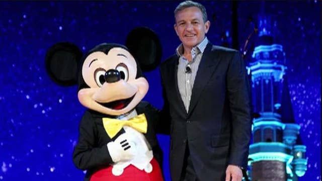 Disney's Bob Iger out as CEO