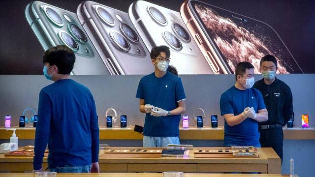 Apple sales target miss due to coronavirus, company says