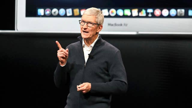 Apple CEO: US not ready for 'automation era'