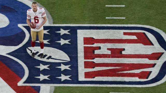 NFL fan base at all-time high: NFL EVP