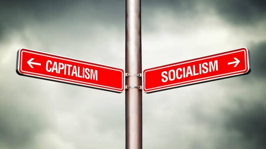 Americans who favor socialism are ignoring growth of Trump economy: Charlie Kirk