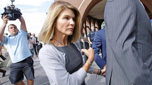 Resume of Lori Loughlin's daughter released showing false rowing credentials
