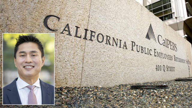 CalPERS CIO under fire over alleged ties with China