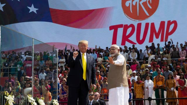 Trump cultivating India relationship to counter China: Hudson Institute senior fellow