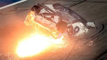 Ryan Newman injured during Daytona 500