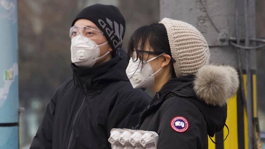 Coronavirus cases burgeoning in China is 'biggest problem': Dr. Marc Siegel