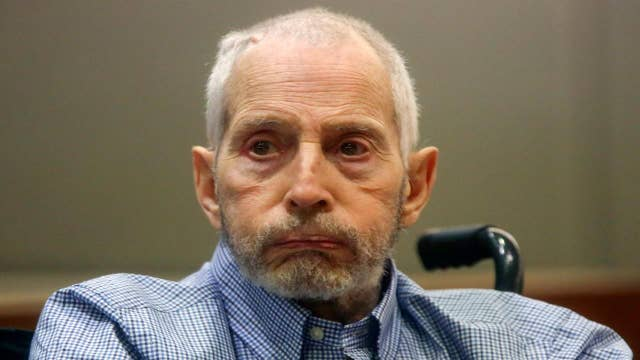 Robert Durst tape virtually a confession to murder charge: Andrew Napolitano