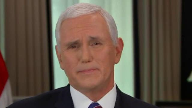 Tax cuts 2.0 coming before election year is out: Pence