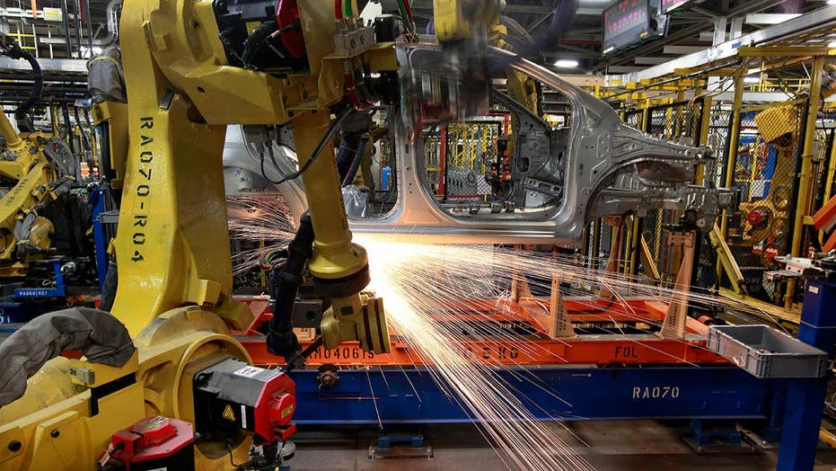 Ford, GM ramp up ventilator production in coronavirus fight