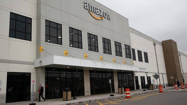 Amazon closes some warehouses as coronavirus cases among workers increases
