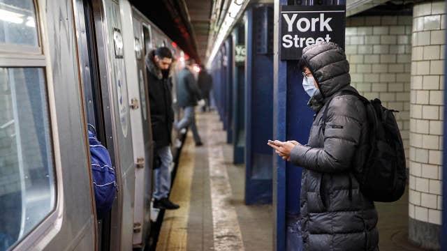 Amid coronavirus, NYC transit authority seeking federal assistance