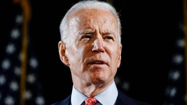 Will coronavirus crisis give Biden the upper hand in November?