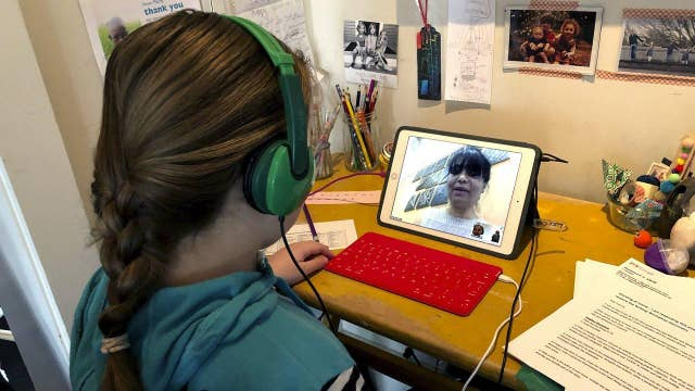 NYC Mayor: Remote learning has never been attempted at this scale