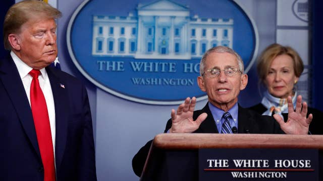 Fauci: Easter reopening timeline is 'very flexible'