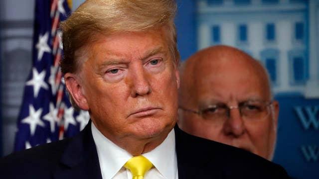 Trump to ask Senate for payroll tax relief amid coronavirus