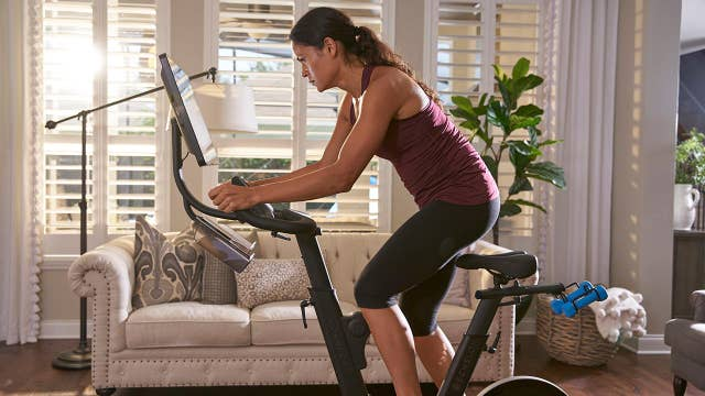 Home exercise bike CEO on coronavirus demand: Every day is 'Black Friday'